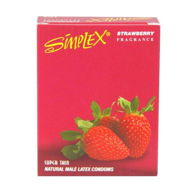 Simplex Fragrance Strawberry