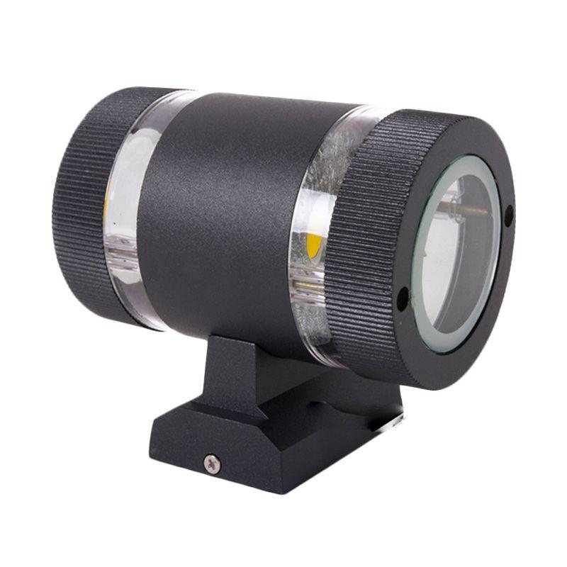 Generic LED Outdoor Warm White Lampu Dinding [6 Watt]