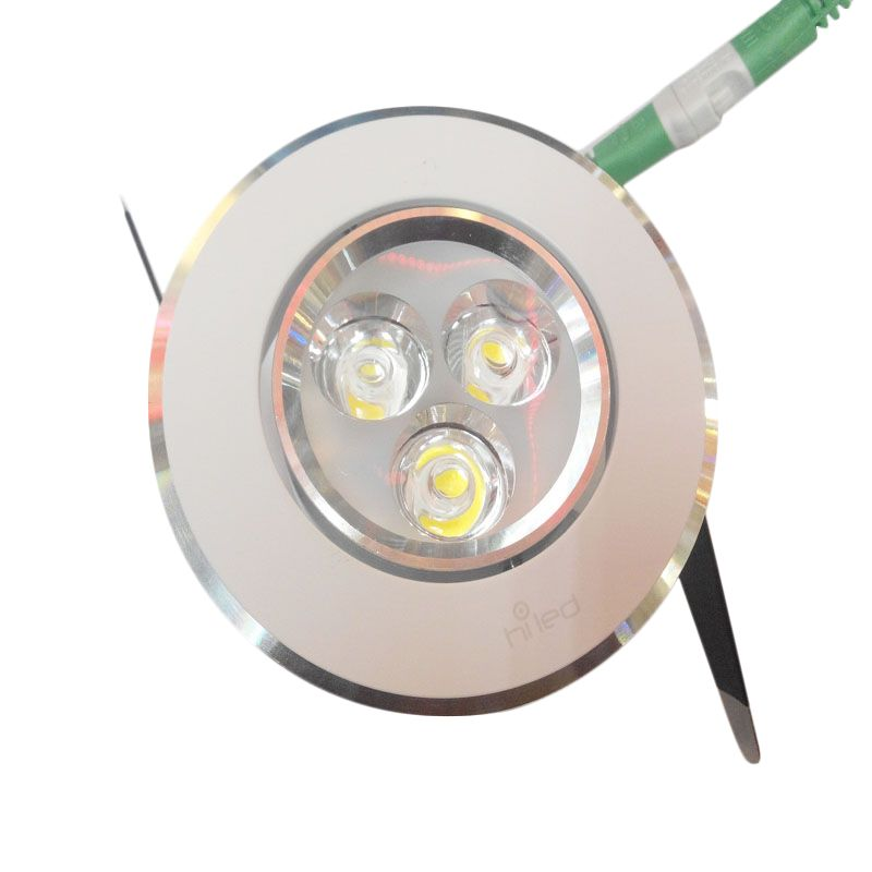 harga Hiled Ceiling White Lampu Led [3 W] Blibli.com
