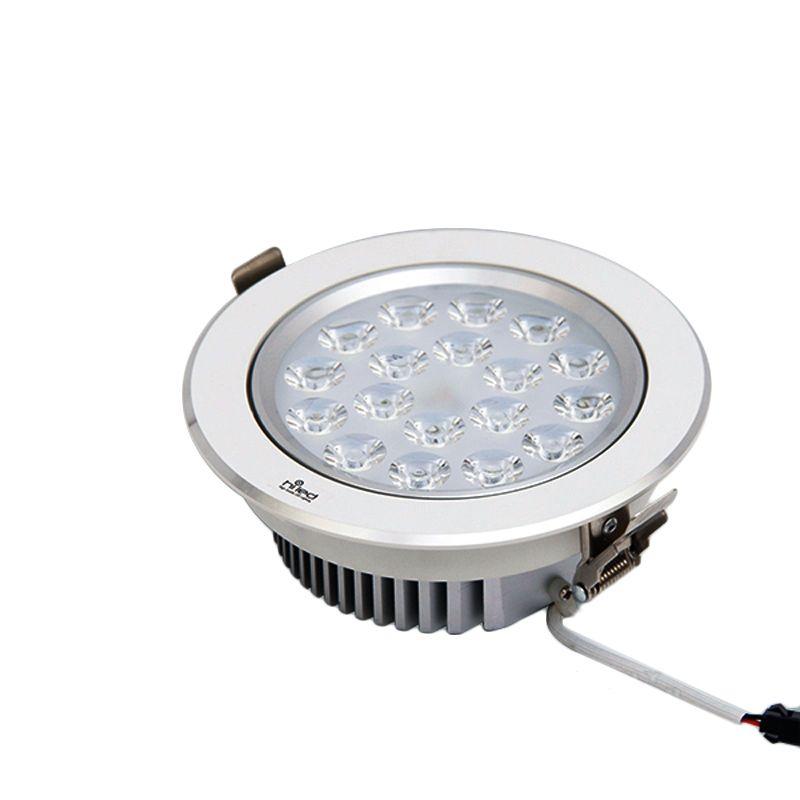 Hiled LED White Lampu Plafon [18 W]