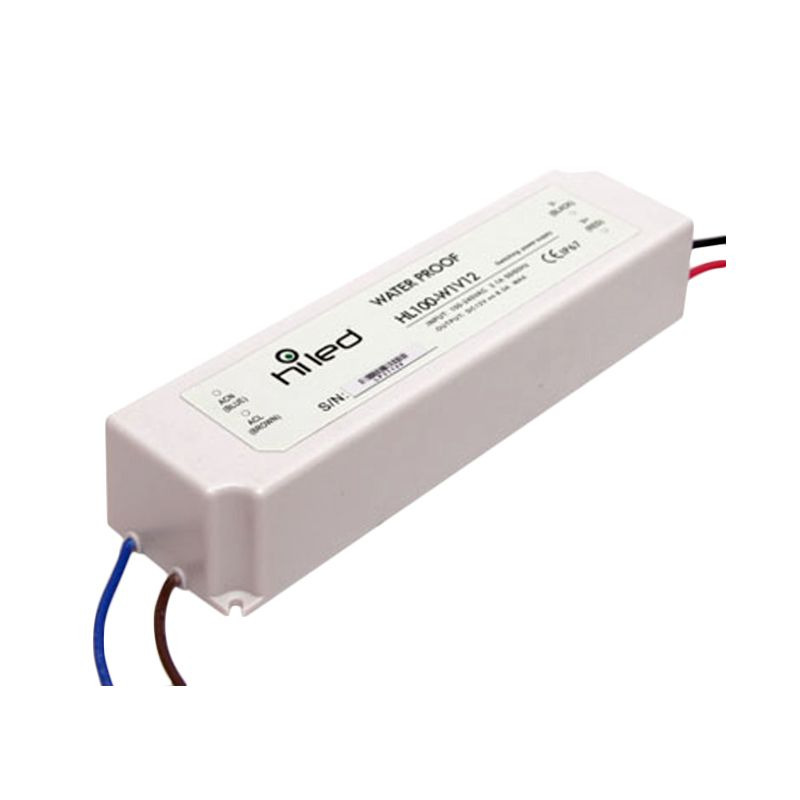 Hiled Water proof DC12V Power Supply [ 8.3A]
