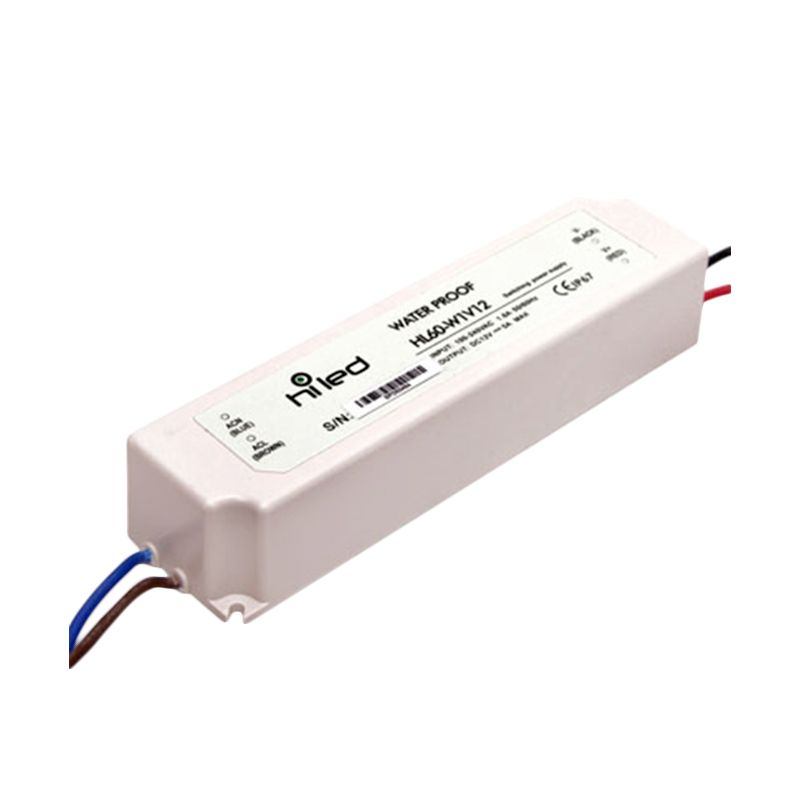Hiled Water Proof DC12V Power Supply [5 A]