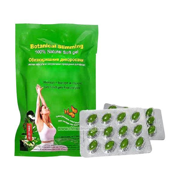 PROMO ( 2 PAKET ) Botanical Slimming Sof Gel Original Pelangsing Cepat Dan Aman