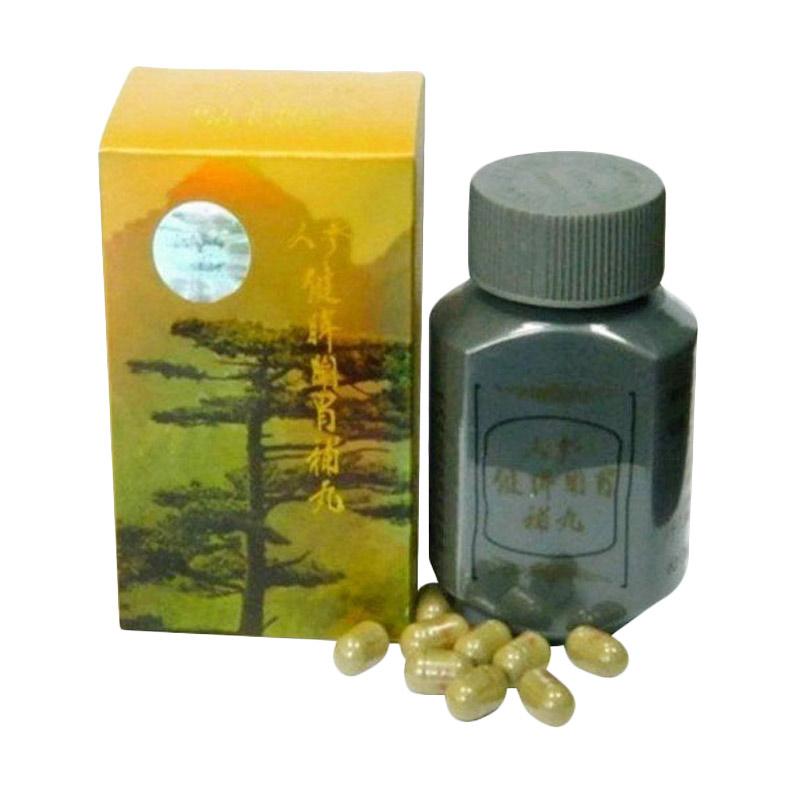 AGEN RESMI Simply Kianpi Pills Original Suplemen Penggemuk Badan [60 Kapsul]