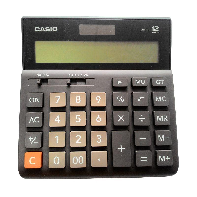 Casio DH-12 Calculator