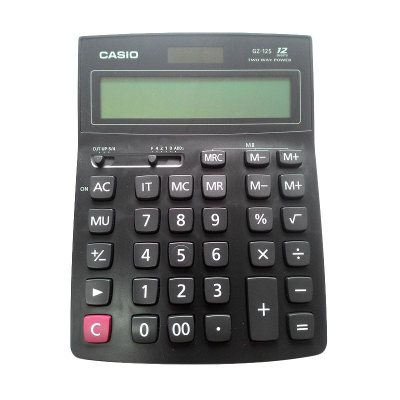 Casio GZ-12 S Calculator