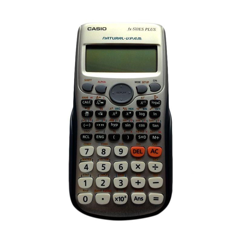 Casio Plus FX-570 ES Plus Calculator