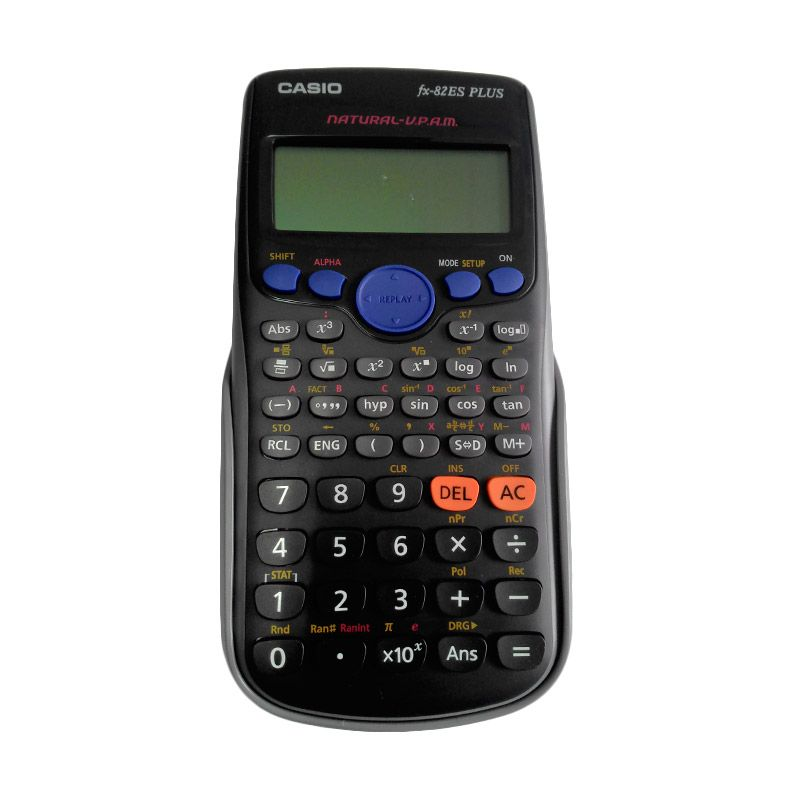 Casio Plus FX-82 ES Calculator