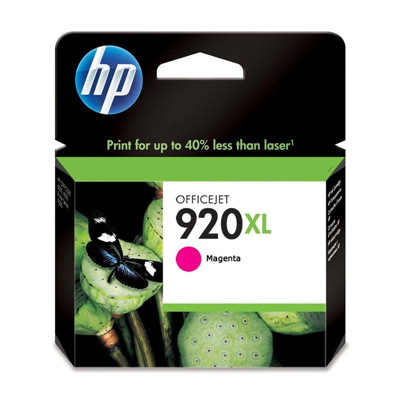 HP Officejet 920XL Magenta Tinta Printer