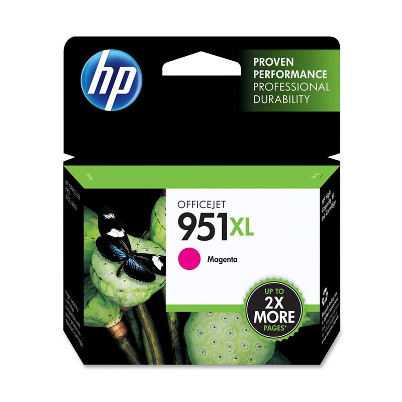 HP Officejet 951XL Magenta Tinta Printer