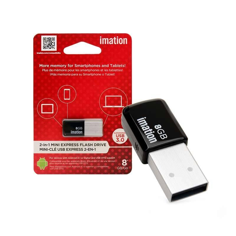 Imation OTG 2in1 Mini 8GB
