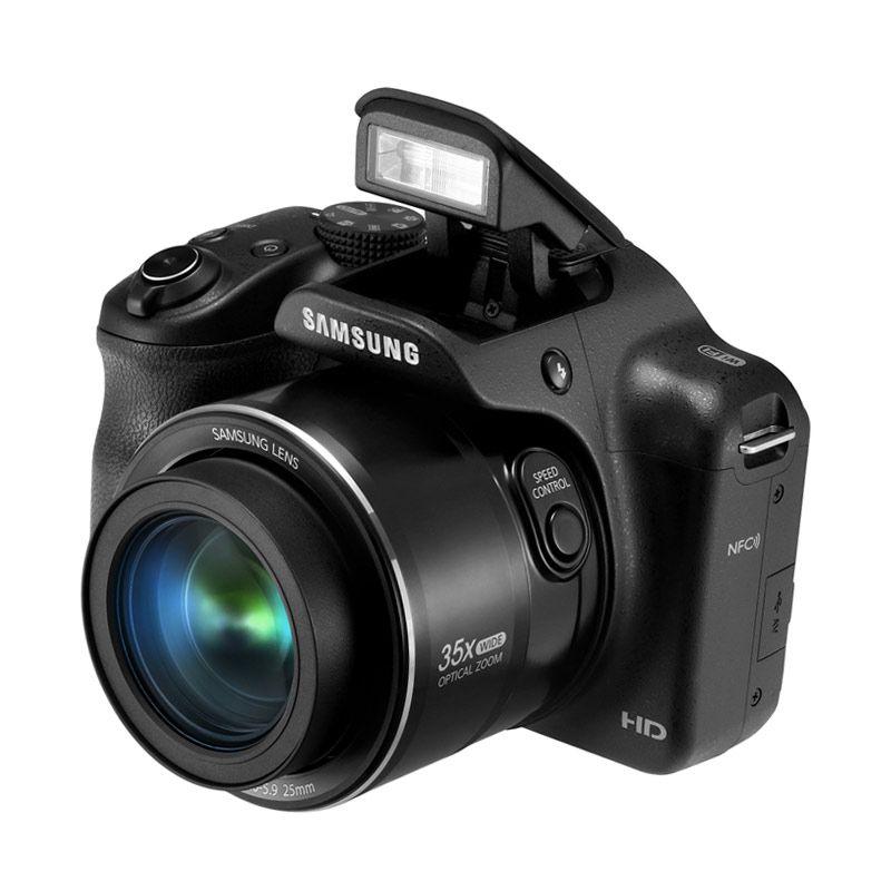 Samsung WB-1100F Black Kamera