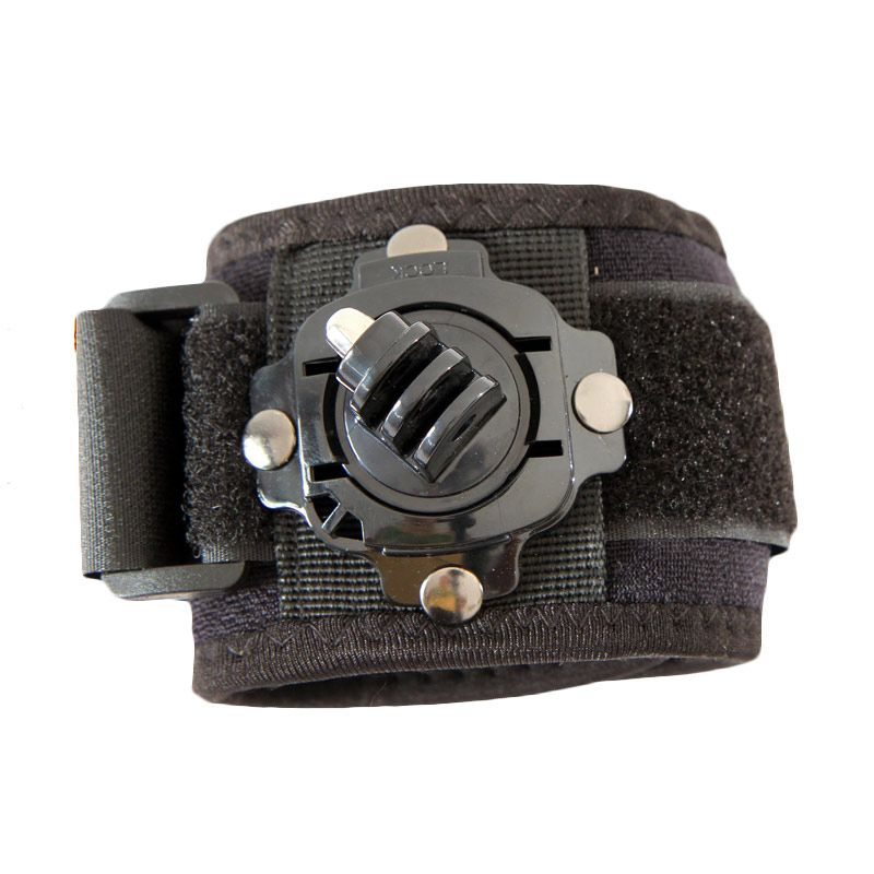 SJCAM 360 Degree Wrist Strap Mounting Aksesoris Kamera