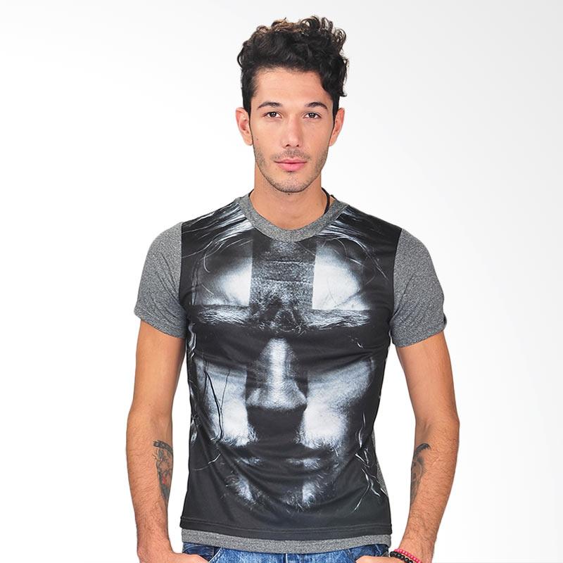 SIMPAPLY New Stuckle Face Men's T-shirts Extra diskon 7% setiap hari Extra diskon 5% setiap hari Citibank – lebih hemat 10%
