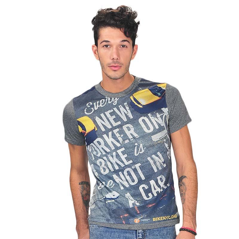 SJO & Simpaply New Stuckle Newyorker Men's T-shirt Extra diskon 7% setiap hari Extra diskon 5% setiap hari Citibank – lebih hemat 10%