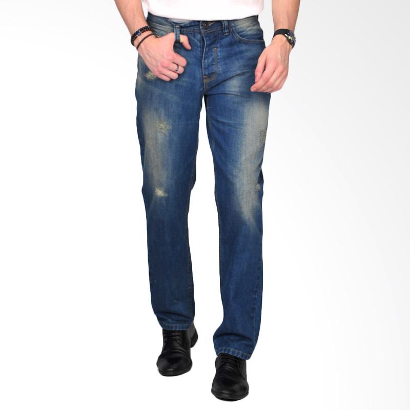 SIMPAPLY's Greper Dark Blue Men's Jeans