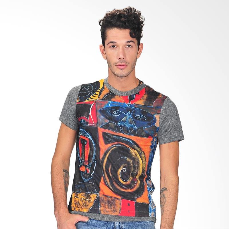 SJO & Simpaply New Stuckle Tome Men's T-shirt Extra diskon 7% setiap hari Extra diskon 5% setiap hari Citibank – lebih hemat 10%