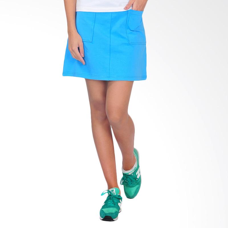 SJO's Unique Women's Skirt - Blue