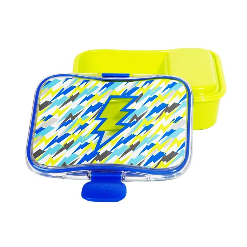 Skip Hop Forget Me Not Lunch Kit Lightning Kotak Makan
