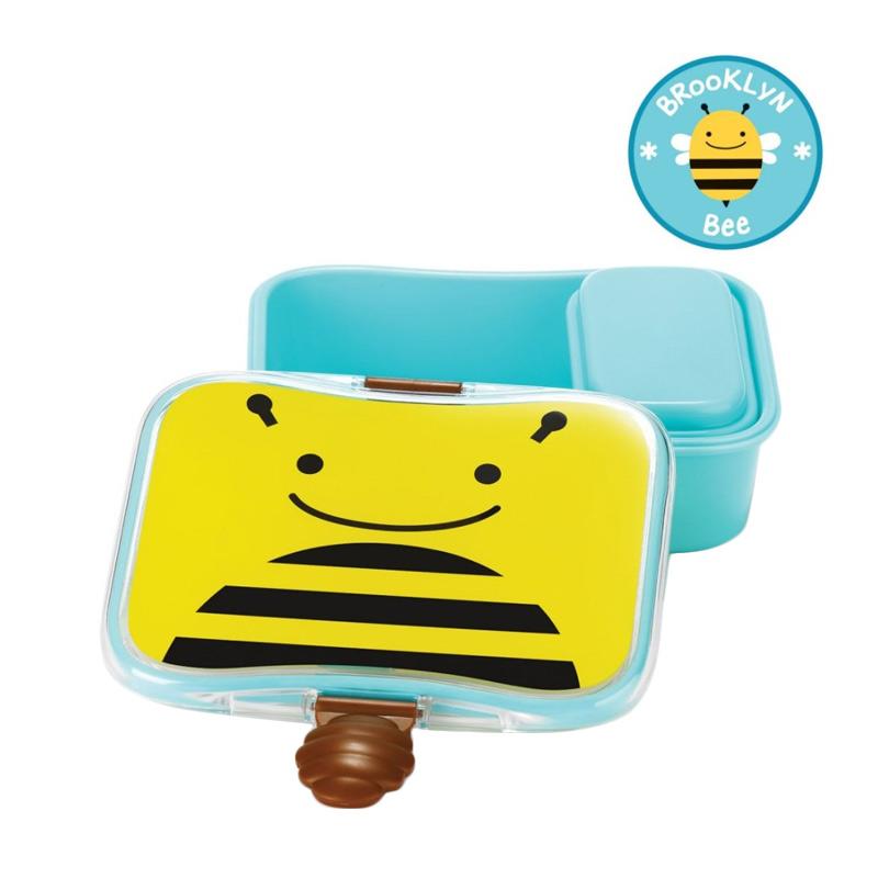 Skip Hop Zoo Lunch Kit Bee Kotak Makan