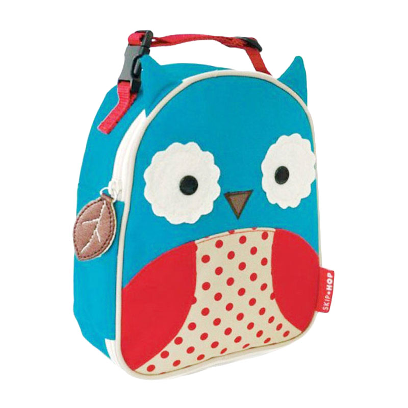 Skiphop Zoo Lunchies Owl Tas Anak