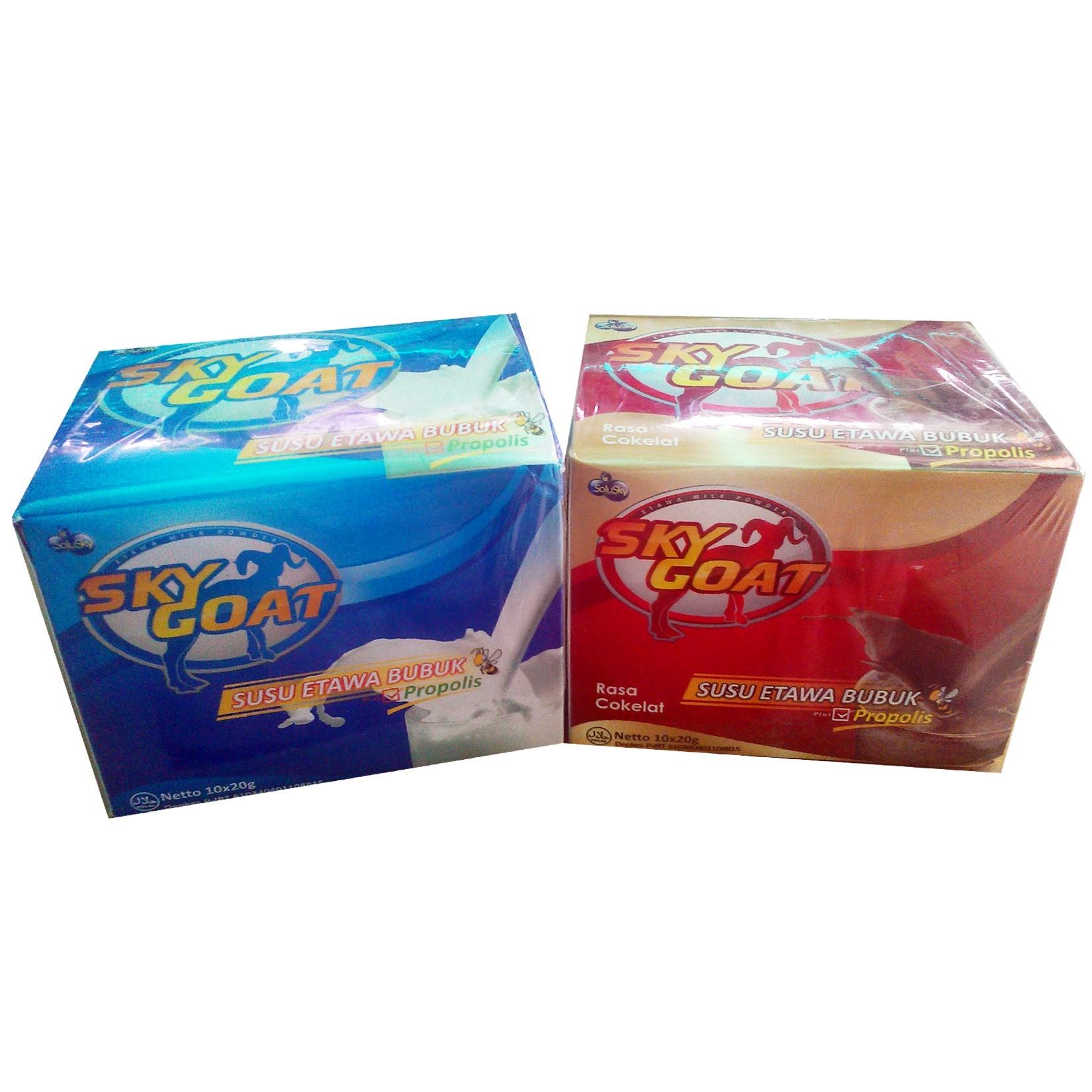 Skygoat Susu Etawa Propolis [2 Box]