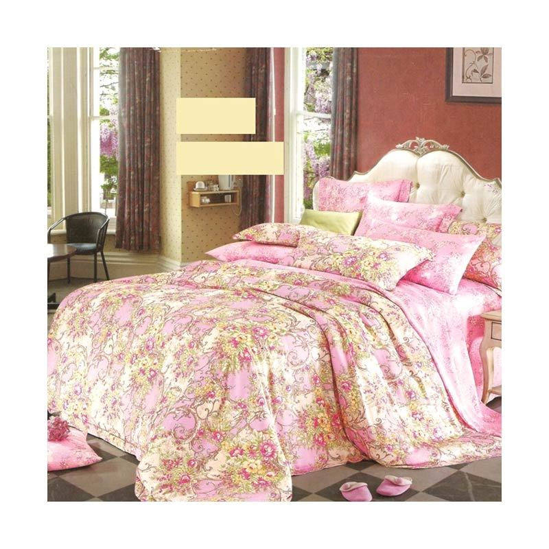 Sleep Buddy Bed Sheet Organic Cotton Classic Flowers Sprei