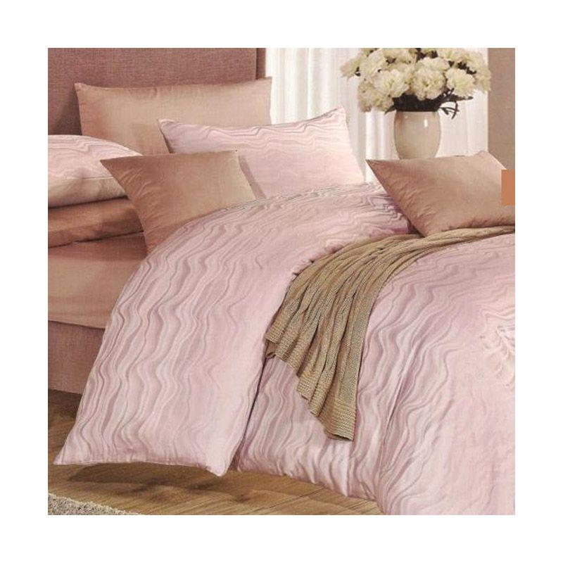 Sleep Buddy Bed Sheet Sutra Tencel Oceanic Light Purple Sprei