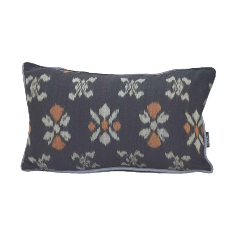 Sleep Buddy Cushion Gandhi Ikat Troso + Isi