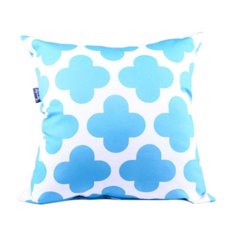 Sleep Buddy Cushion Quatrefoil + Isi