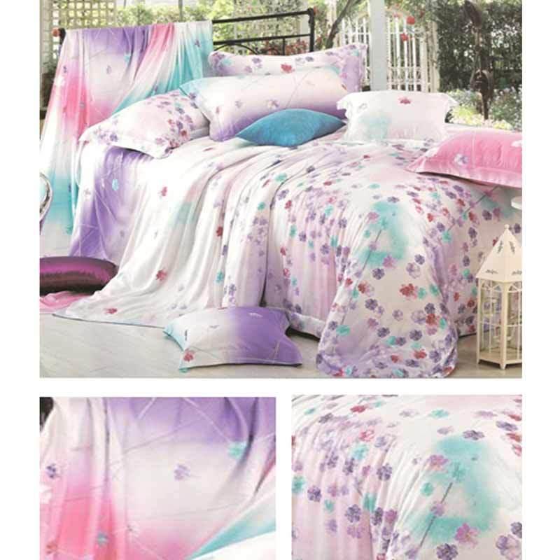 Sleep Buddy King Size Bed Sheet Organic Cotton Florent