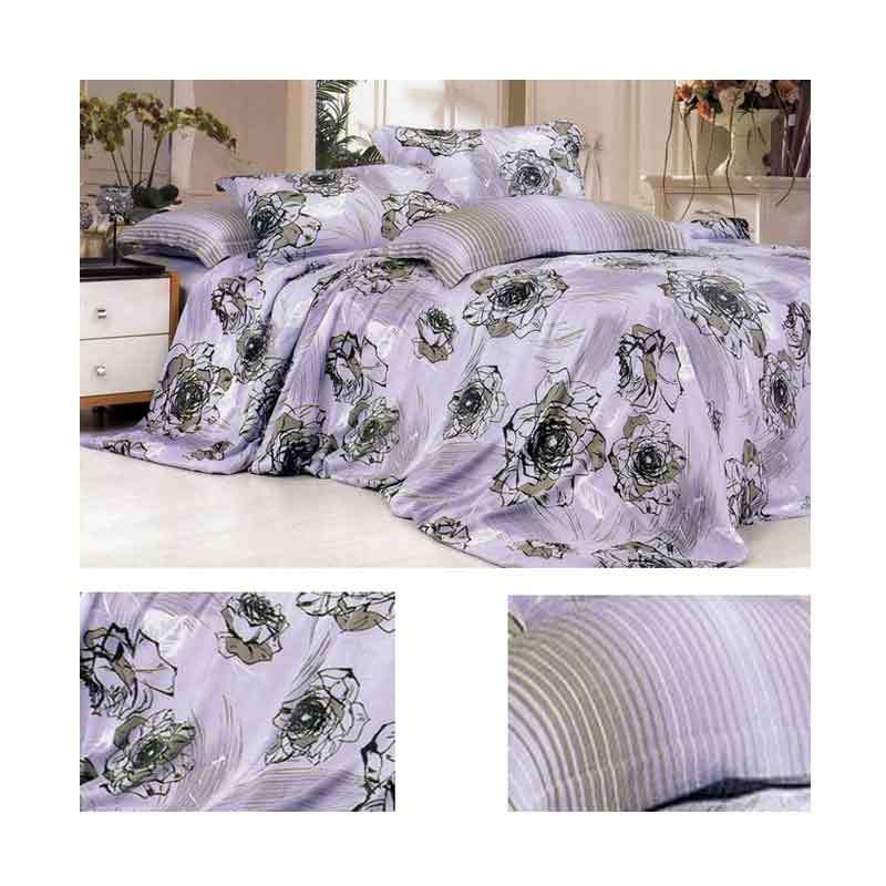 Sleep Buddy King Size Bed Sheet Organic Cotton Grace