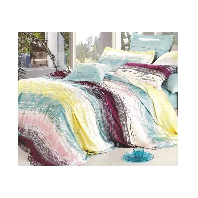 Sleep Buddy King Size Sprei Organic Cotton Saffiano