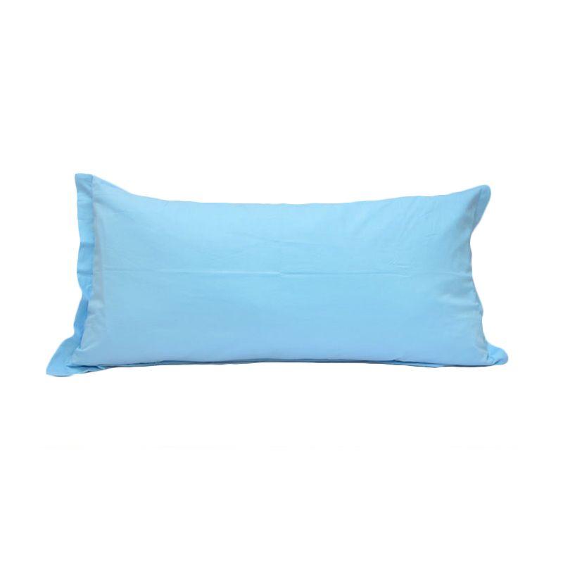 Sleep Buddy Sarung Bantal 50 x 100 cm Baby Blue