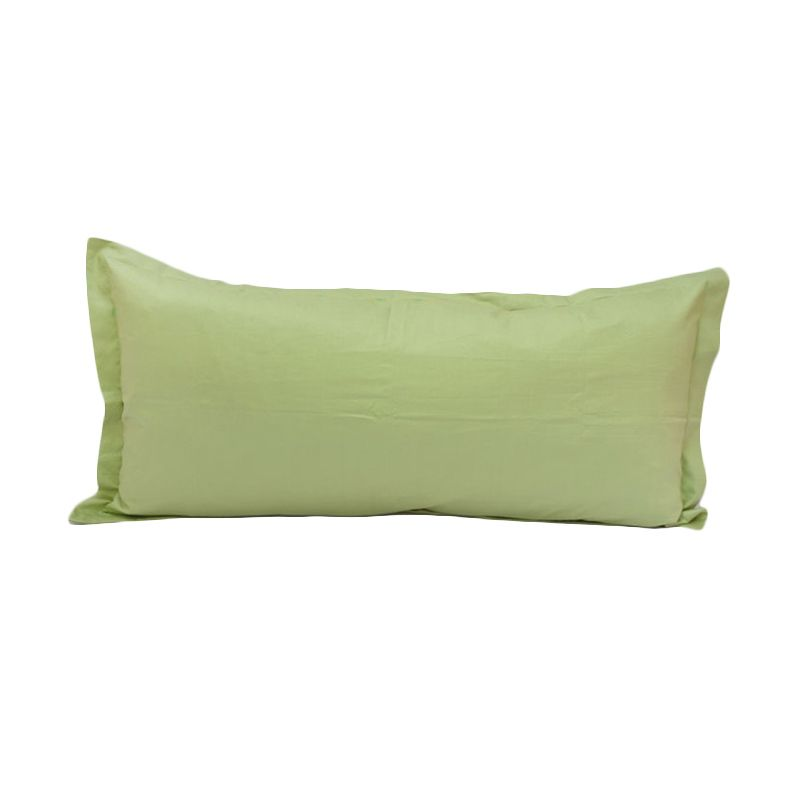 Sleep Buddy Sarung Bantal 50 x 100 cm Olive Green