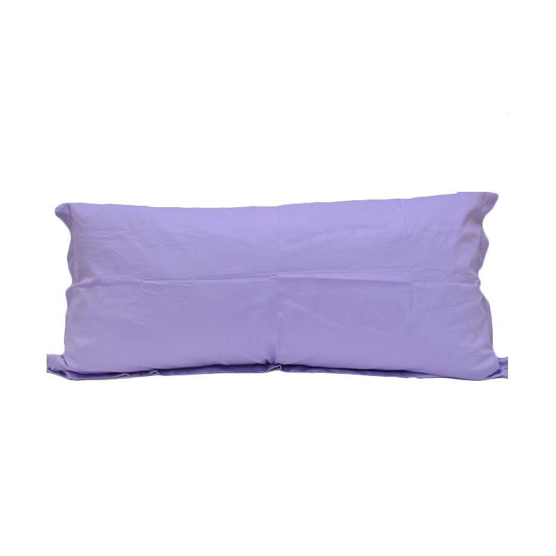 Sleep Buddy Sarung Bantal 50 x 100 cm Purple