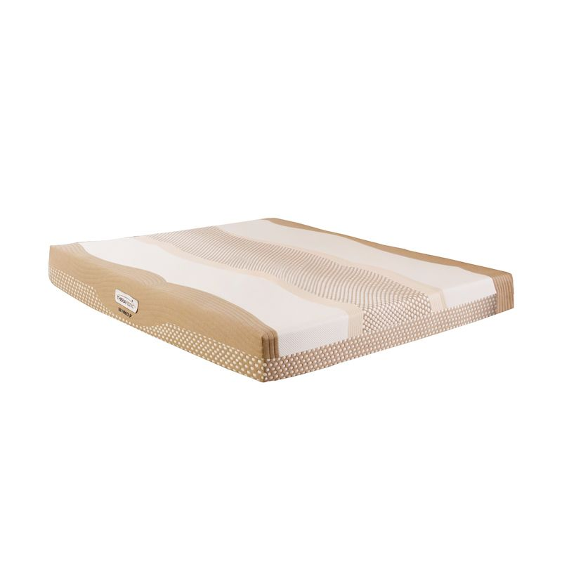 Therapedic Bouyancy M Champagne Spring Bed