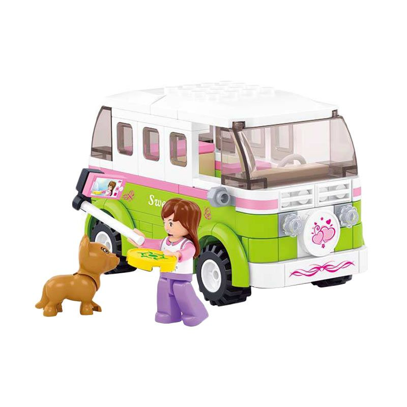 Sluban B0523 Camper Van