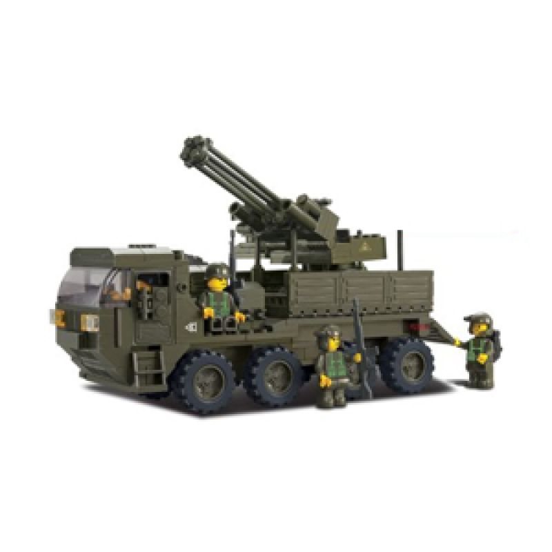 Sluban Heavy Transporter