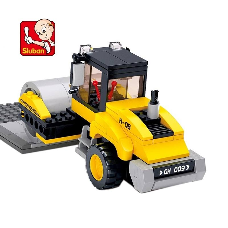 Sluban M38 B0539 Construction Mainan Blok & Puzzle