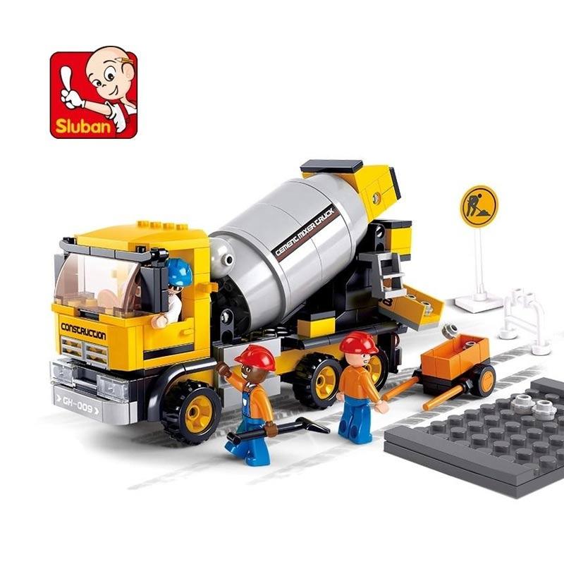 Sluban M38 B0550 Construction Mainan Blok & Puzzle