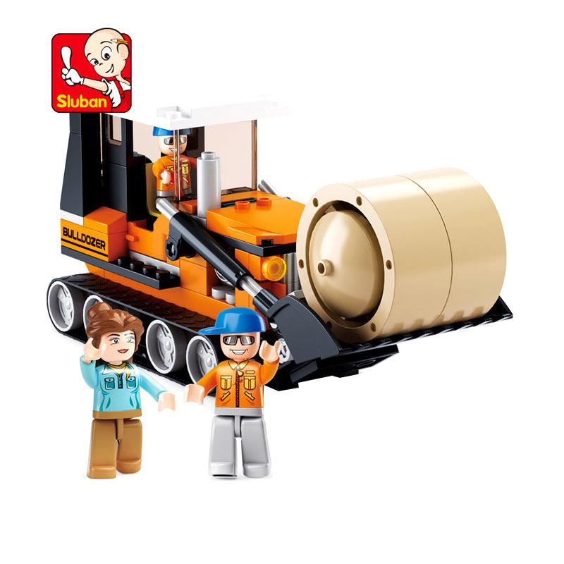 Sluban M38 B0558 Construction Mainan Blok & Puzzle