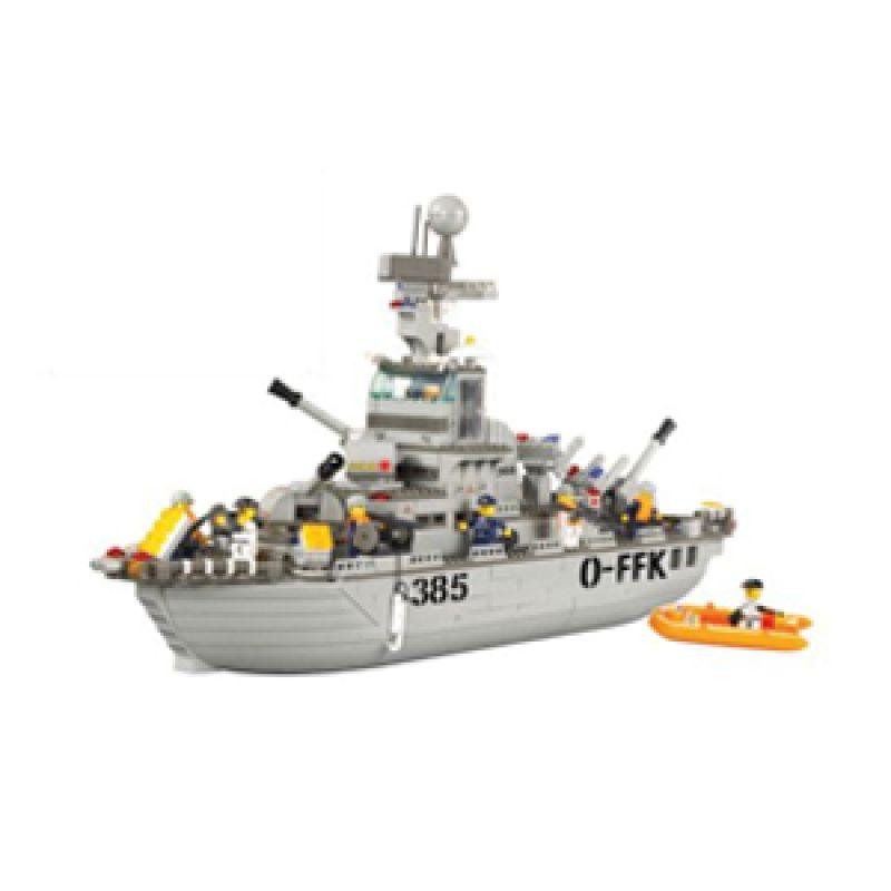 Sluban Navy Cruiser