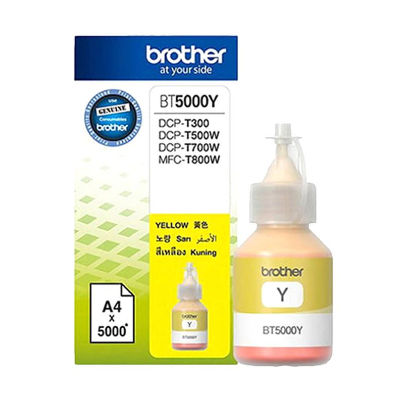 Brother BT5000Y Yellow Tinta Printer