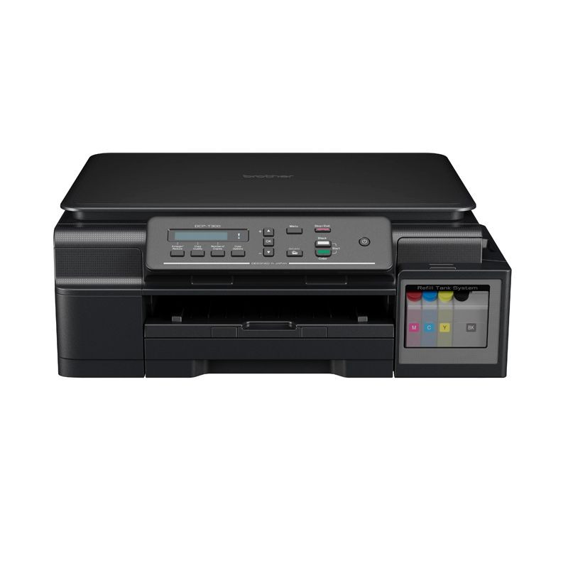 Brother DCP-T300 Hitam Printer Multifungsi