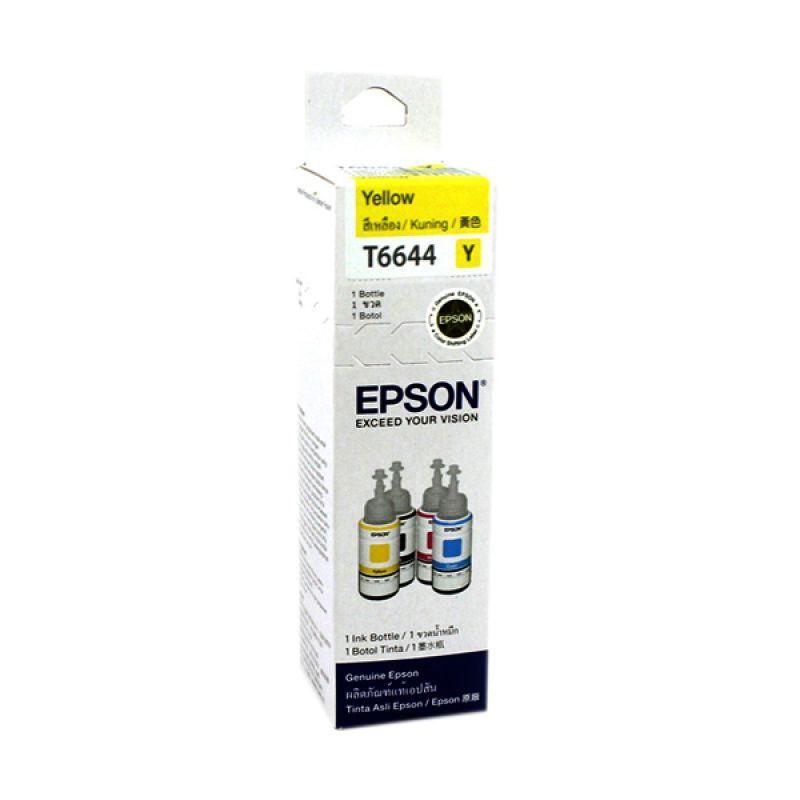 Epson T6644 Yellow Tinta Printer
