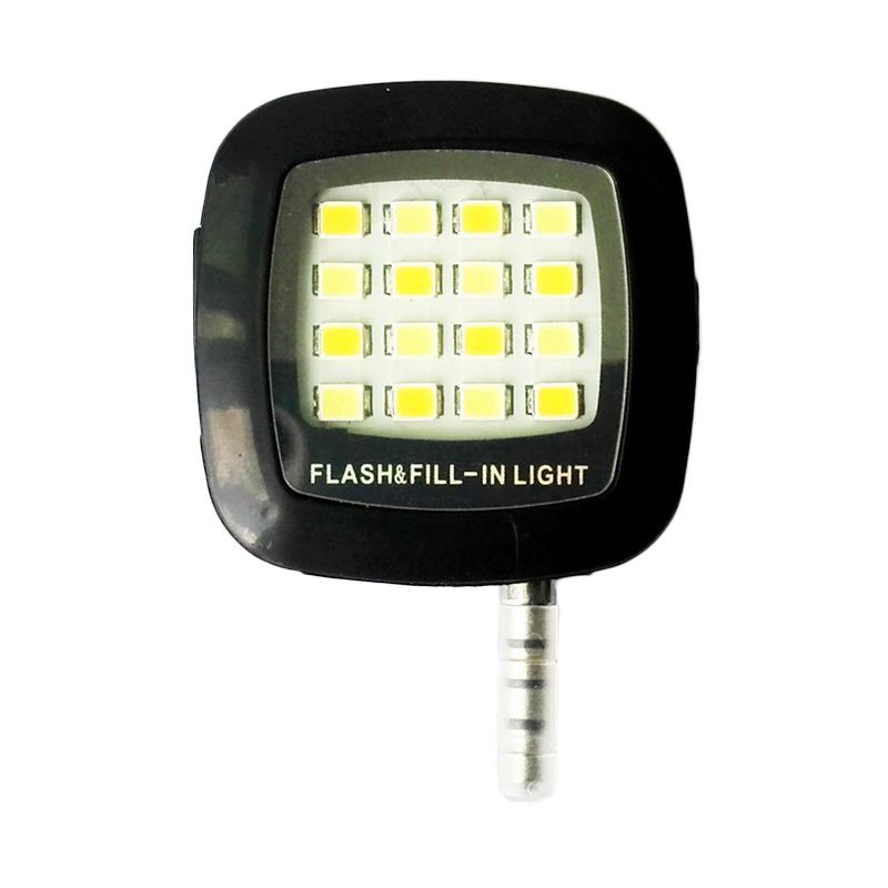 LED Fill Light Selfie Flash for Smartphone