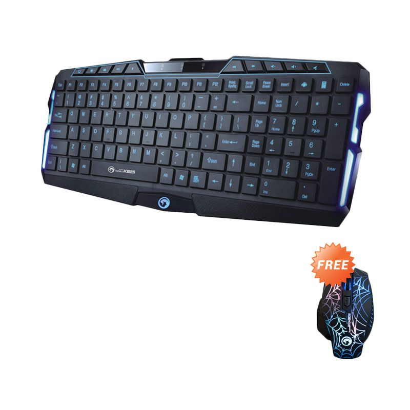 Marvo K825 Gaming Keyboard + Gaming Mouse M906
