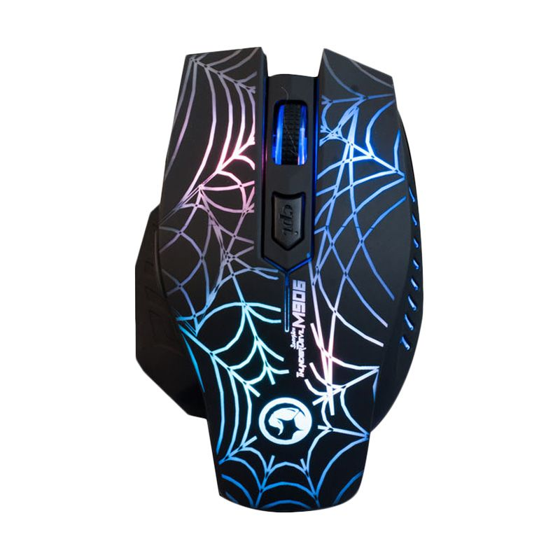 Marvo Scorpion Thunder Devil M906 Wired Gaming Mouse