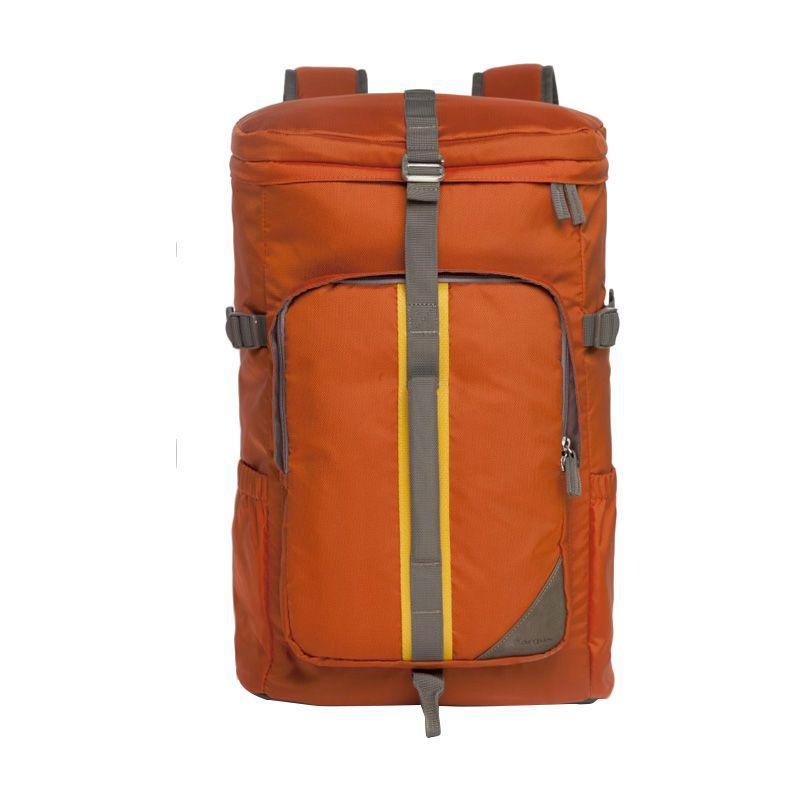 Targus Seoul TSB84508 Orange Backpack Tas Ransel